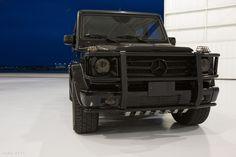 Armoured G-Wagon