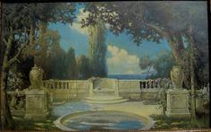 "R. Atkinson Fox, ""The Magic Pool"""