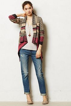 Maplewood Cardigan #anthropologie