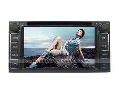 Toyota Vizi 1998-2005 Android Auto Radio DVD GPS Digital TV Wifi 3G RDS V-N Disc OBD iPod Bluetooth Touch Screen