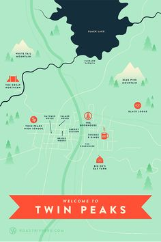 If you find yourself journeying around the Pacific Northwest, don't miss these iconic Twin Peaks filming locations.