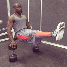 Looking for some HILARIOUS #fitness motivation? Then you have to check out comedian Kevin Hart's instagram. Seriously, like check it out NOW. | Be Well Philly