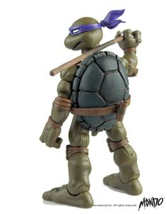 58506992a10 Teenage Mutant Ninja Turtles  Donatello 1 6 Scale Collectible Figure!