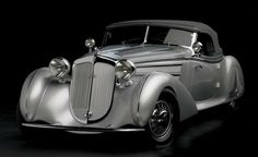1938 Horch 853A Erdmann & Rossi Sport Cabriolet that won Best of Show at…