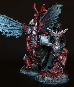 Radical Inquisitor and Daemonhost - #Slaanesh