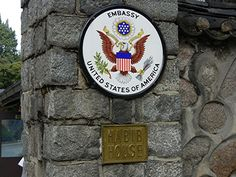 American Embassy Korea