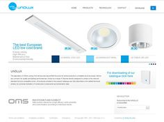 OMS UNOLUX - homepage