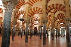 Mezquita arcos