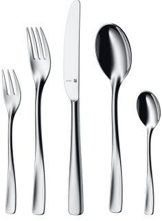 wmf 1260916340 besteck set 30 teilig kult cromargan protect von wmf cutlery cult 30. Black Bedroom Furniture Sets. Home Design Ideas