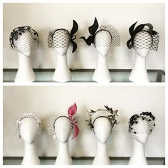 "105 Likes, 5 Comments - Louise Macdonald (@louisemacdonaldmilliner) on Instagram: ""#birdcageveil  These little cuties are available for sale in my studio. #millnery #caulfieldcup…"""