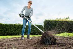Jordfräs CTA9500 - FLEX Scandinavia AB Garden Gadgets, Garden Tools, Garden Ideas, Work Wife, Growing Lettuce, Smart Garden, Diy Projects For Beginners, Starting A Garden, Plants