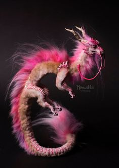 Cute Fantasy Creatures, Mythical Creatures Art, Cute Creatures, Magical Creatures, Alien Creatures, Fantasy Beasts, 3d Fantasy, Mystical Animals, O Pokemon