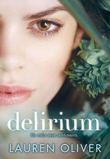 NOVEMBRE-2014. Lauren Oliver. Delirium. JN(OLI)DEL
