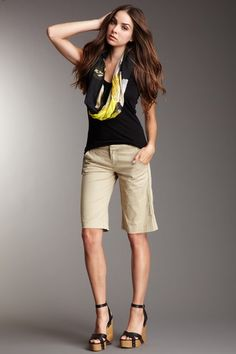 Bermuda Shorts are Back: 20 Modern Ways to Wear Them | Bermuda ...
