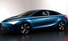 Toyota Concept Car Trio Let Loose at Beijing Auto Show