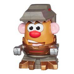 Playskool Mr. Potato Head Transformers Mixable, Mashable Heroes as Grimlock Robot