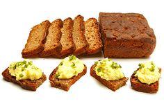 Danish rye bread recipe from the LA Times