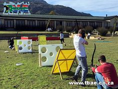 TagArchery Team Buil...