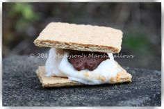 Chocolate Graham S'more - creative s'mores by Madyson's Marshmallows