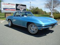 1967 Chevrolet Corvette Maintenance/restoration of old/vintage vehicles: the material for new cogs/casters/gears/pads could be cast polyamide which I (Cast polyamide) can produce. My contact: tatjana.alic@windowslive.com
