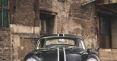 Ideas Beautiful Cars Vintage Porsche 356 For 2019 Cars Vintage, Vintage Porsche, Retro Cars, Porsche Classic, Black Porsche, Classic Sports Cars, Classic Cars, Classic Style, Corvette
