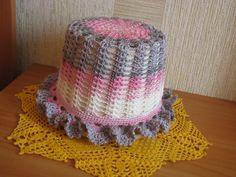 Crocheted vintage summer sun hat by Spillija on Etsy, $20.00
