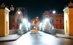 Podul de fier din Lugoj