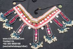 Cinturones afganos kuchi Tribal kuchi cinturones complementos hippies