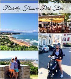 trip recap: biarritz, france - part three - Climbing Grier Mountain