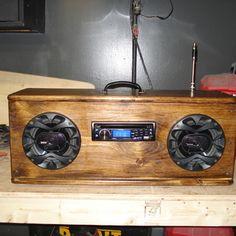 DIY Camping Radio