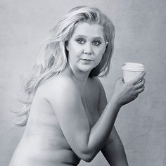 Amy Schumer's Response to Her Nude Pirelli Calendar Shoot Is Yet Another Reason We Love Her: Oh, Amy Schumer, we love you because you are real, just like us.