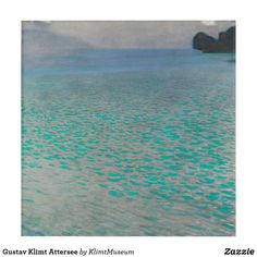 On Lake Attersee by Gustav Klimt Art Print by Art Culture - X-Small Gustav Klimt, Klimt Art, Canvas Art, Canvas Prints, Art Prints, Klimt Prints, Gifts For An Artist, Vintage Wall Art, Find Art