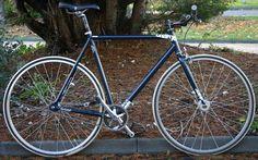 Charge plug convert to fixie Bicycles, Plugs, Vintage, Corks, Vintage Comics, Bike, Bicycle, Biking
