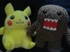 Pikachu and Domo hand in hand with some cute romance [: Simply meant to be! Scene Kids, Emo Scene, Pikachu, Pokemon, Soft Cell, Cute Romance, Rawr Xd, Emo Girls, Photo Dump