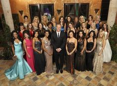 """The Bachelor Premiere: Meet The Bachelorettes Sean Lowe made his highly anticipated debut as """"The Bachelor"""" on ABC last night. Returning to the network after coming third place during Emily Maynard's season of """"The Bachelorette"""" — Sean's back in the shows 17th season (yes, you heard me correctly) to give reality TV love another chance."""