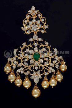 Indian Jewellery and Clothing: Diamond jewellery collection fromSitara jewellers 198 26 2 Gold Earrings Designs, Gold Jewellery Design, Diamond Jewellery, Gold Jewelry, Jewellery Uk, Diamond Earrings, Bulgari Jewelry, Gucci Jewelry, Jewelry Model