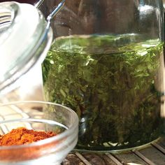 Chimichurri, aka Magic Sauce via @meljoulwan