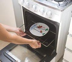 Endureça a pintura queimando em forno caseiro