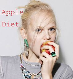 Apple Diet Plan: How to Lose 10 Pounds In a Week - Fashion Trends, Makeup Tutorials, Hairstyles and Style Secrets
