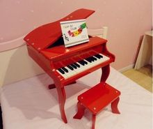 Red & black 30 Keys Kids Keyboard Children Student Piano music instruments for kids(China (Mainland))