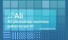 Photoshop Seamless Patterns