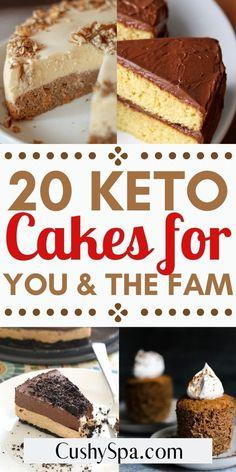 Sugar Free Desserts, Low Carb Desserts, Sweet Desserts, Low Carb Recipes, Ketogenic Recipes, Low Carb Breakfast, Breakfast Recipes, Keto Mug Cake, Best Keto Diet