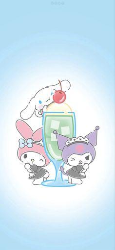 Sanrio, Hello Kitty, Snoopy, Kpop, Fictional Characters, Art, Display, Art Background, Kunst