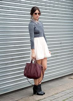 perfectly effortless // Look of the Day // Michelle Goldie