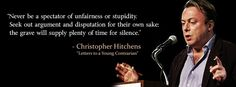Quote by Christopher Hitchens