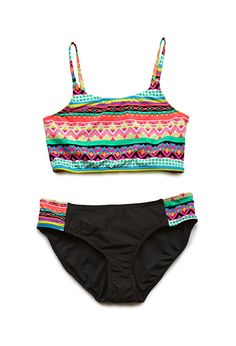 Globetrotter Two-Piece (Kids) | FOREVER21 girls - 2000088340