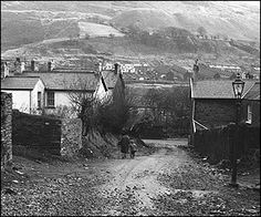 The effects of Aberfan - Aberfan was one of a number of small mining communities in south Wales.