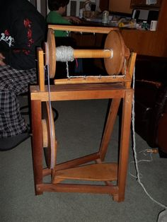 Cowichan Spinner, Cottage Spinning Wheels - Page 3 - Forums - Spinning Daily