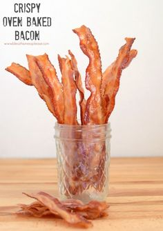 How to: Oven Baked Bacon - Bless This Mess