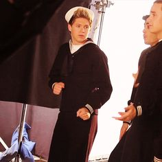 Part of the Kiss You video!!